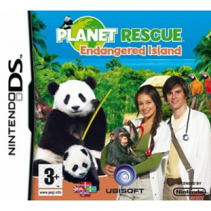 Ubisoft Planet Rescue Endangered Island