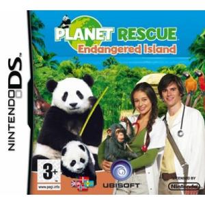 Ubisoft Planet Rescue Endangered Island
