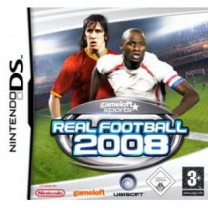 Ubisoft Real Football 2008