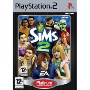 Electronic Arts The Sims 2 Platinum