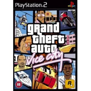 ROCKSTAR Grand Theft Auto Vice City