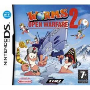 THQ Worms Open Warfare 2