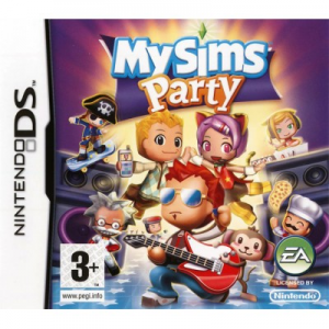 Electronic Arts MySims Party
