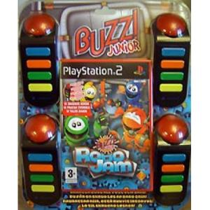 SCEA Buzz! Junior Robojam With Buzzers