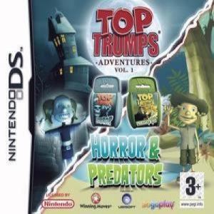 Ubisoft Top Trumps Horror And Predators