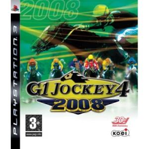 Koei G1 Jockey 4 2008