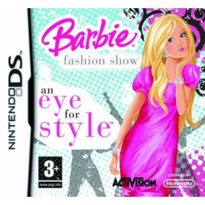 Activision Barbie Fashion Show An Eye For Style