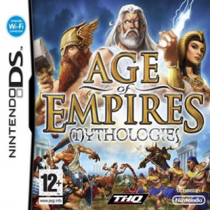 THQ Age Of Empires Mytology
