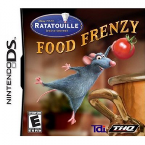 THQ Ratatouille: Food Frenzy