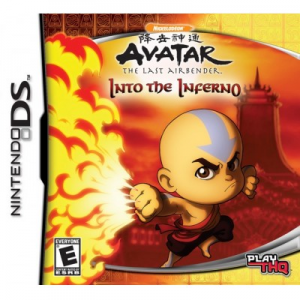 THQ Avatar - The Last Airbender: Into The Inferno