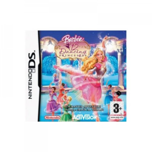 Activision Barbie in the 12 Dancing Princesses