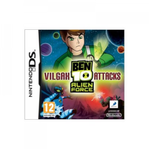 Nintendo Ben 10 Alien Force: Vilgax Attacks