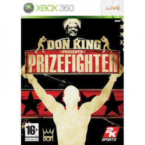 2K Games Don King Presents: Prizefighter - XBOX 360