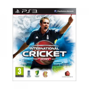 Codemasters International Cricket 2010