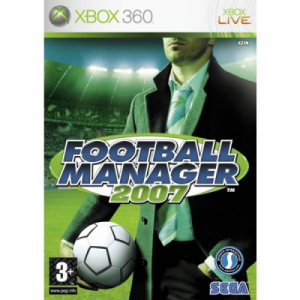 Sega Football Manager 2007
