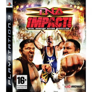 MIDWAY TNA Impact!: Total Nonstop Action Wrestling