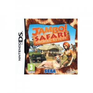 Sega Jambo! Safari Animal Rescue