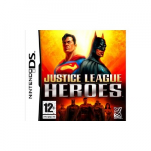WB Games Justice League Heroes