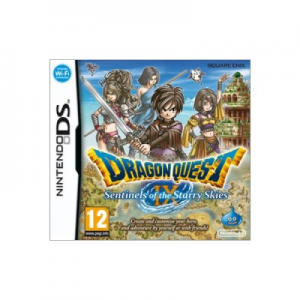 Nintendo Dragon Quest 9: Sentinels of the Starry Skies