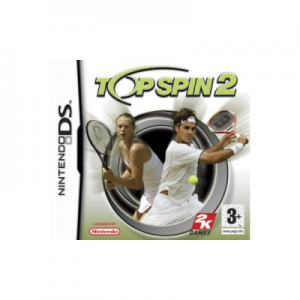 2K Games Top Spin 2