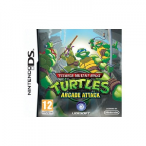 Ubisoft Teenage Mutant Ninja Turtles: Arcade Attack