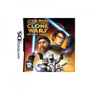 LucasArts Star Wars The Clone Wars: Republic Heroes