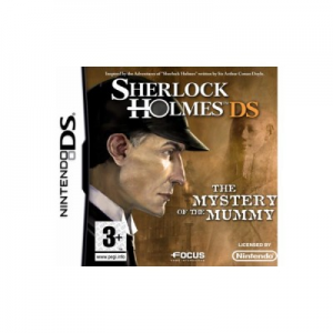 Focus Home Interactive Sherlock Holmes DS: The Mystery of the Mummy
