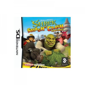 Activision Shrek: Smash n' Crash Racing