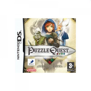 Nintendo Puzzle Quest: Challenge of the Warlords