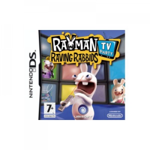 Ubisoft Rayman Raving Rabbids: TV Party