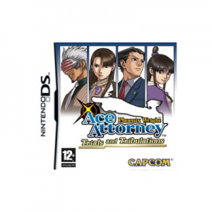 Capcom Phoenix Wright Ace Attorney: Trials and Tribulations