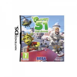 Sega Planet 51: The Game