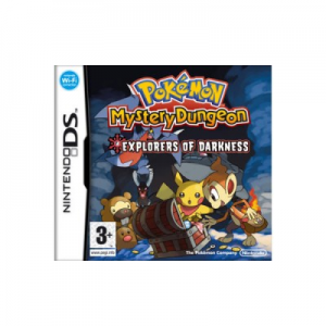 Nintendo Pokémon Mystery Dungeon: Explorers of Darkness