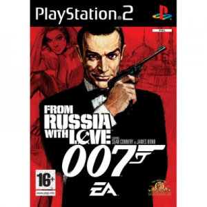 Electronic Arts From Russia With Love