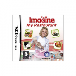 Ubisoft Imagine: My Restaurant