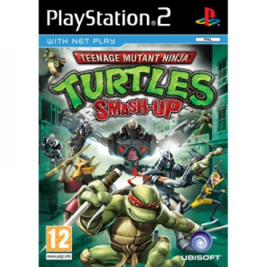 Ubisoft Teenage Mutant Ninja Turtles: Smash-up