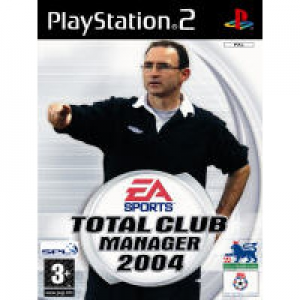 EA Sports Total Club Manager 2004