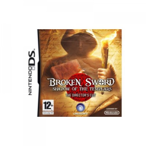 Ubisoft Broken Sword: The Shadow of the Templars The Director's Cut