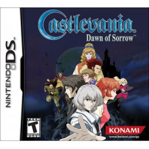 Konami Castlevania: Dawn of Sorrow