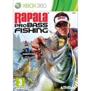 Activision Rapala Pro Bass Fishing