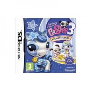 Electronic Arts Littlest Pet Shop 3: Biggest Stars (Blue Team)