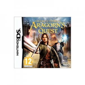 WB Games The Lord of the Rings: Aragorn's Quest
