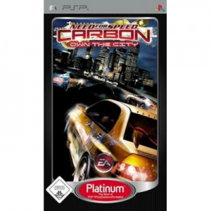 Electronic Arts Need For Speed Carbon Platinum