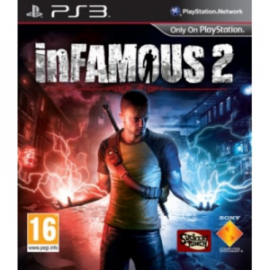 Sony inFamous 2