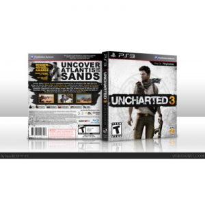 Sony Uncharted 3 Drakes Deception