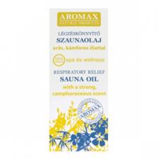 Aromax Légzéskönnyítő szaunaolaj bőrápoló szer