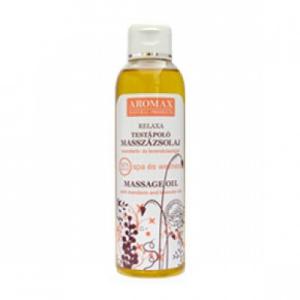 Aromax Relaxa testápoló masszázsolaj