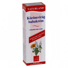 Naturland Körömvirág babakrém bőrápoló szer