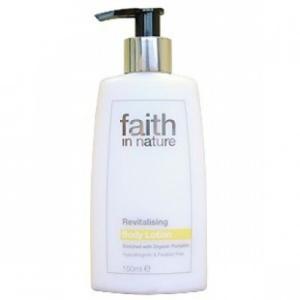 Faith in Nature vitalizáló testápoló krém