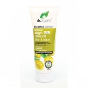 Dr. Organic bio oliva testápoló - 200ml